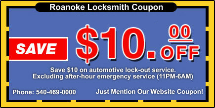Roanoke VA Locksmith