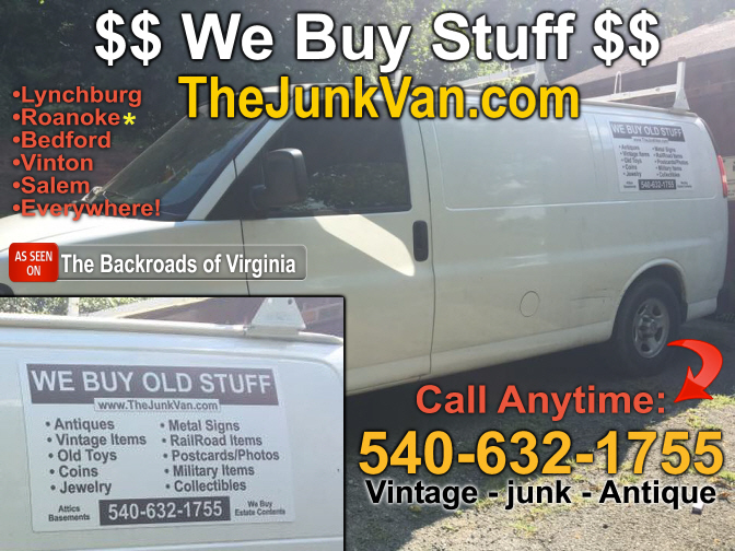 junk estate buyer removal roanoke