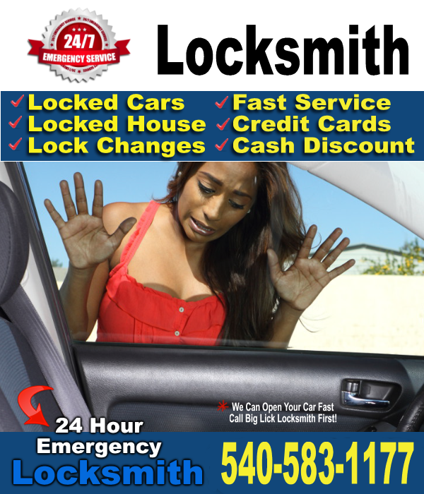 locksmiths roanoke business directory